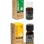 Kit de dos aceites esenciales para tu vaporizador.